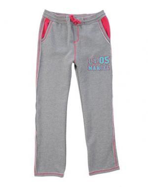Повседневные брюки LE PETIT MARCEL. Цвет: серый