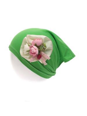 Косынка Jane Flo. Цвет: зеленый