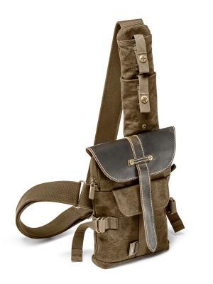 Рюкзак National Geographic. Цвет: темно-коричневый