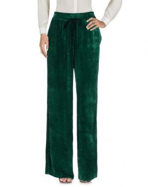 Повседневные брюки .TESSA. Цвет: зеленый