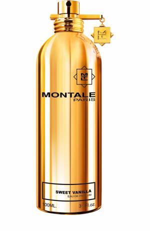 Парфюмерная вода Sweet Vanilla Montale. Цвет: бесцветный