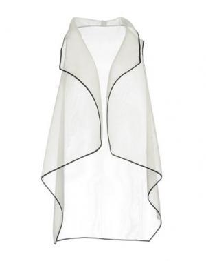 Легкое пальто ONE. Цвет: белый