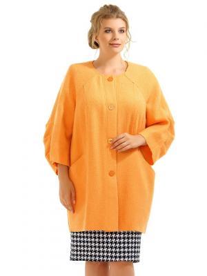 Жакет Maria. Цвет: оранжевый