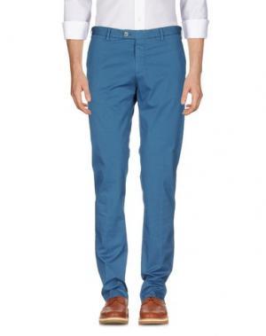 Повседневные брюки ALLEGRI A-TECH. Цвет: пастельно-синий
