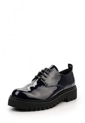 Ботинки Arella. Цвет: синий
