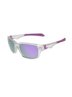 Солнцезащитные очки Gusachi. Цвет: сиреневый
