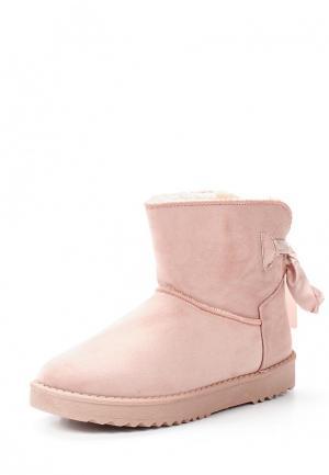 Полусапоги Max Shoes. Цвет: розовый