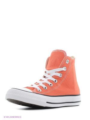 Кеды Converse. Цвет: хаки