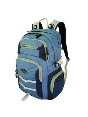 Портфель ученический Stelz. Цвет: синий
