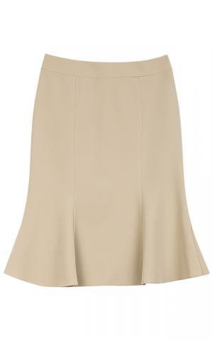 Бежевая юбка Le monique