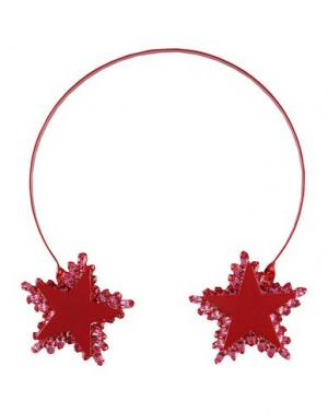 Ожерелье LISA C BIJOUX. Цвет: красный