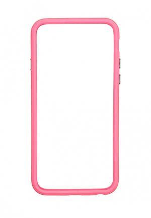 Чехол для iPhone New Top. Цвет: розовый