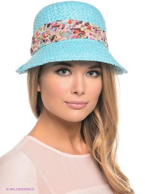 Шляпа Canoe. Цвет: бирюзовый