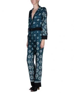 Пижама F.R.S. FOR RESTLESS SLEEPERS. Цвет: цвет морской волны