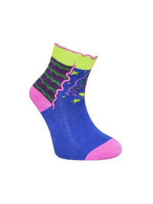 Носки Master Socks. Цвет: темно-фиолетовый, оранжевый, фиолетовый