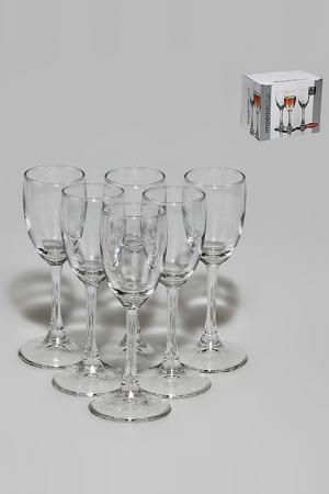 Набор бокалов, 6 шт Pasabahce. Цвет: мультицвет