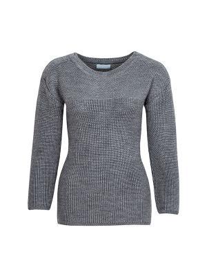 Джемпер Escuela Wooly's. Цвет: серый