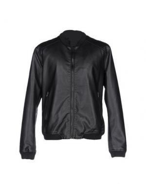 Куртка CENSURED. Цвет: черный