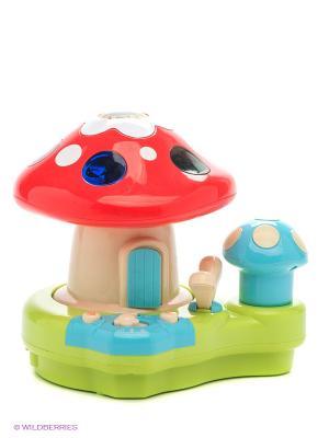 Музыкальная игрушка Светлячок MOMMY LOVE. Цвет: салатовый, красный