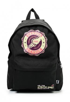 Рюкзак Taag. Цвет: черный