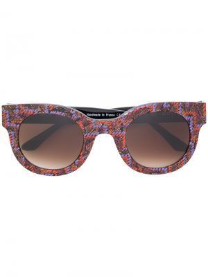 Солнцезащитные очки Celebrity Thierry Lasry. Цвет: многоцветный