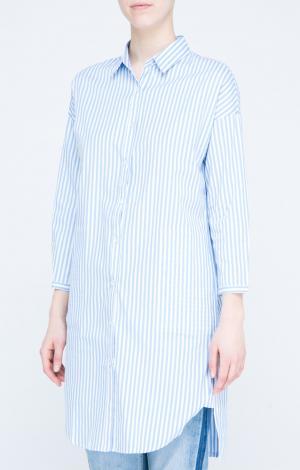 Рубашка Голубая Trends Brands