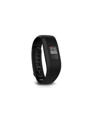 Фитнес-браслет Vivofit 3 черный GARMIN. Цвет: черный