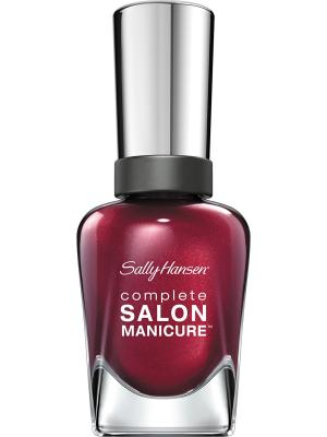 Лак для ногтей тон wine not  620 14,7 мл SALLY HANSEN. Цвет: бордовый