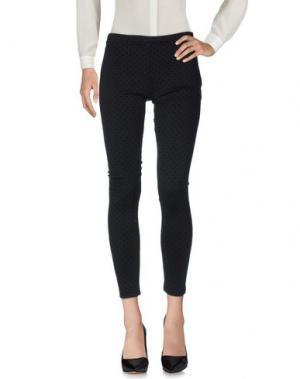 Повседневные брюки EMPATHIE. Цвет: черный