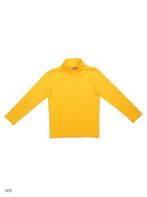 Водолазка M-Bimbo. Цвет: желтый