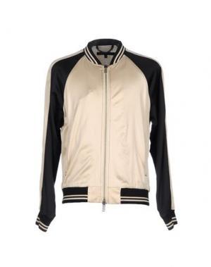 Куртка MARC BY JACOBS. Цвет: слоновая кость