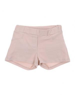 Повседневные шорты LE PETIT COCO. Цвет: розовый