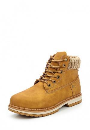 Ботинки Chic Nana. Цвет: коричневый