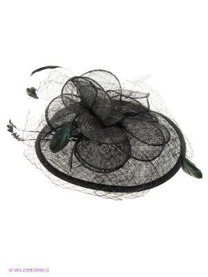 Заколка Jan Steen. Цвет: черный, антрацитовый