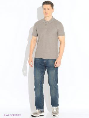 Рубашка Finn Flare. Цвет: серый