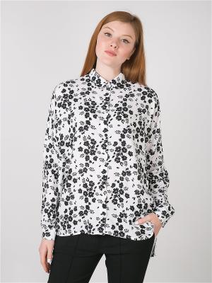 Блузки Julia Ivanova. Цвет: белый