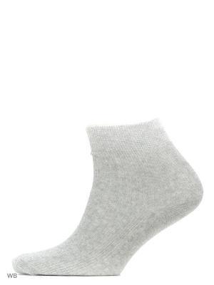 Носки, 5 пар Модекс. Цвет: серый