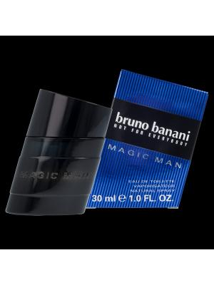 Туалетная вода Bruno Banani Magic Man, 30 мл.. Цвет: прозрачный