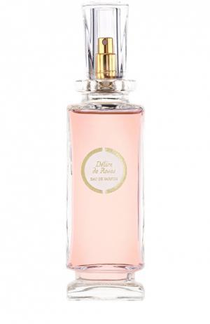 Парфюмерная вода Delire De Roses Caron. Цвет: бесцветный