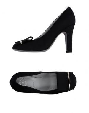 Туфли RAYNE. Цвет: черный