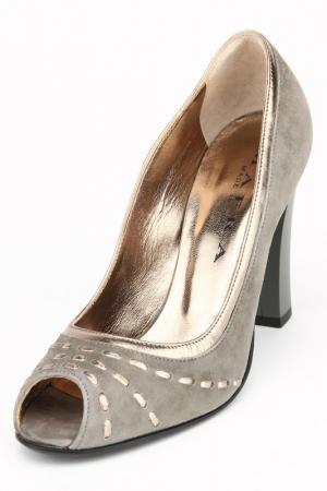 Туфли Mafra. Цвет: серый