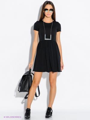 Платье Colambetta. Цвет: черный