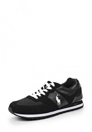 Кроссовки Polo Ralph Lauren. Цвет: черный