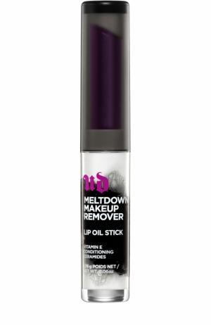 Масло для снятия макияжа с губ Meltdown Makeup Remover Urban Decay. Цвет: бесцветный