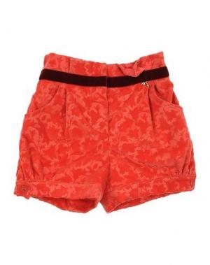 Повседневные шорты I PINCO PALLINO I&S CAVALLERI. Цвет: красный