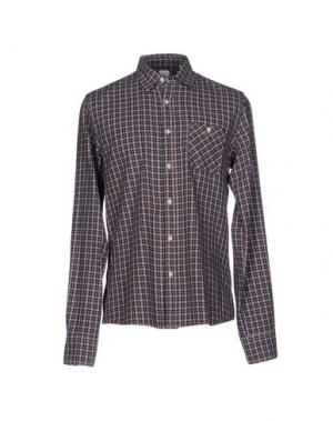 Pубашка AUTHENTIC ORIGINAL VINTAGE STYLE. Цвет: темно-зеленый