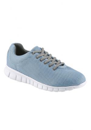 Кроссовки CITY WALK. Цвет: голубой/серый, серый