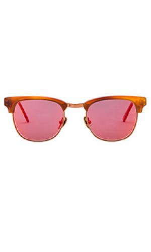 Солнцезащитные очки voyager 19 WESTWARD LEANING. Цвет: черный