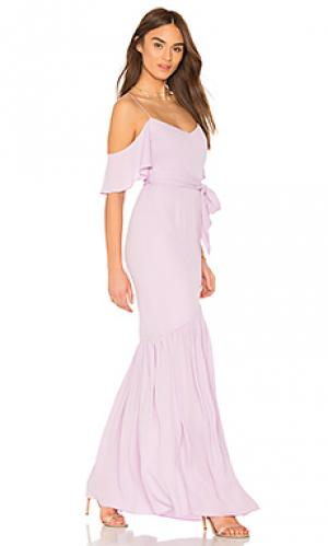 Вечернее платье emmy LIKELY. Цвет: бледно-лиловый