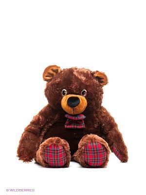 Медвежонок Шоколадный Волшебный мир. Цвет: коричневый